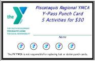 Updated Y-Pass Punch Card